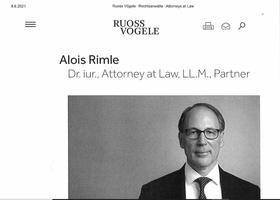 Alois Rimle